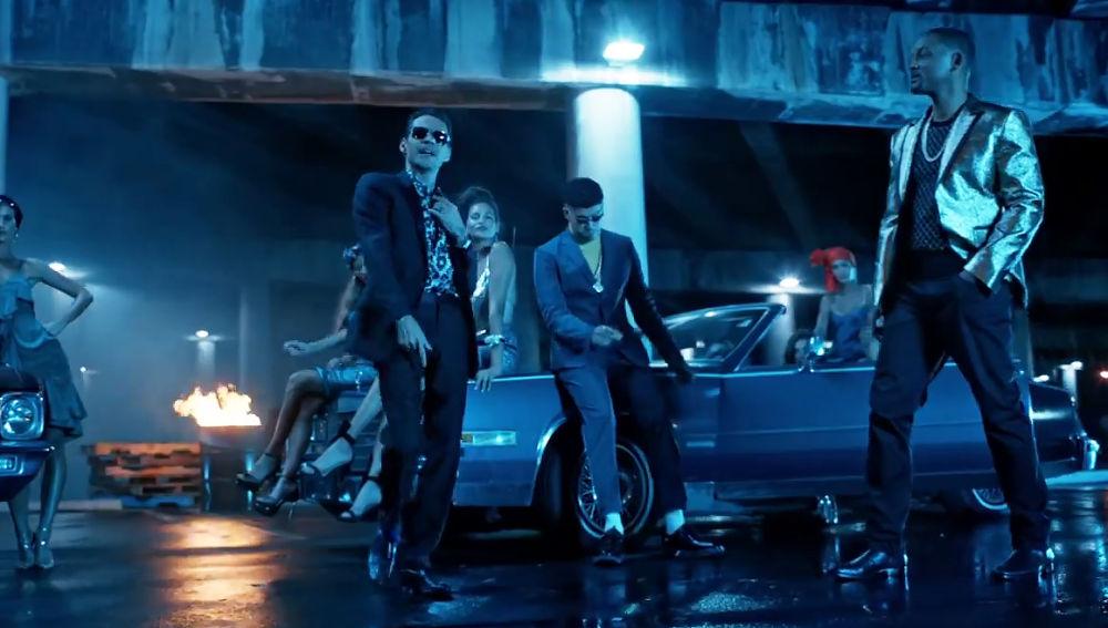 """""""Está rico"""" nuevo video de Will Smith y Marc Anthony"""