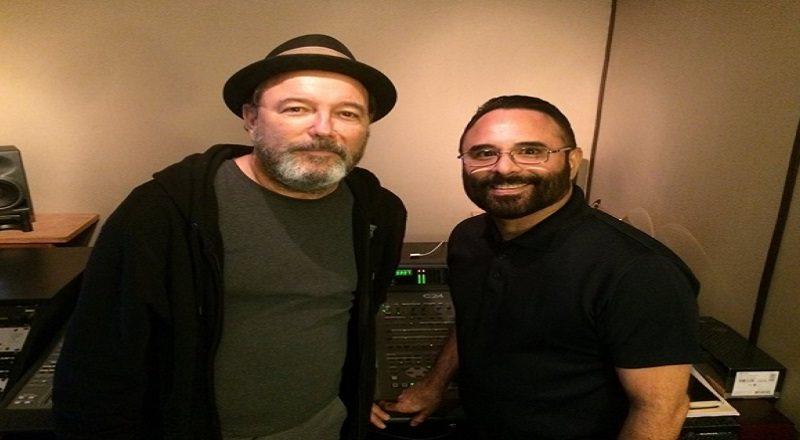 Roberto Delgado pone música al poeta del pueblo