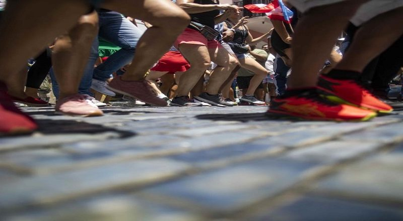 La salsa protagoniza con éxito encuentro de baile en Nueva York